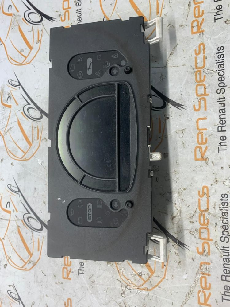RENAULT MODUS 2004-2020 1.5 DCI SPEEDO CLOCKS & REV COUNTER P8200495308 [BP]